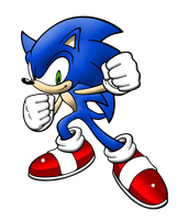 Top 5 Favorite Video Game Characters - Page 3 Sonic_10
