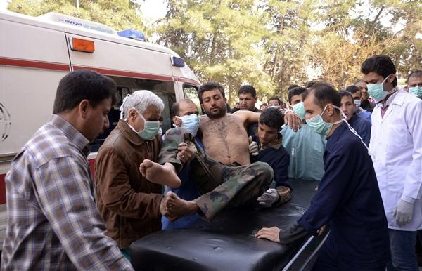 Attention: Possible attaque sous fausse bannière (OTAN-FSA) en Syrie 13031910