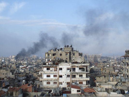 pour - Paris et Londres veulent livrer des armes aux rebelles syriens 18467610