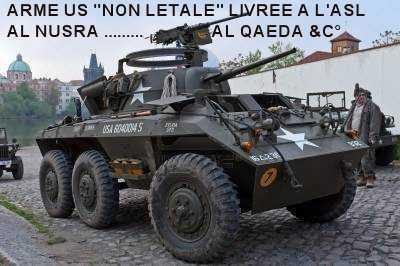pour - Paris et Londres veulent livrer des armes aux rebelles syriens 54364410