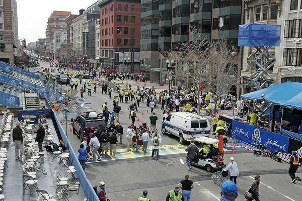Attentats de Boston : False Flag ou récupération ?  85804711