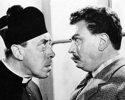 Peppone et Don Camillo, Urbi et Orbi  Don-ca11