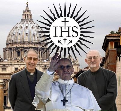 Election du nouveau pape : La cométe PANSTARR est bien un signe destiné à leurrer les fidéles  Jesuit10