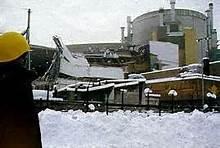 Tchernobyl : un toit de la centrale s'écroule, le personnel évacué Superp10