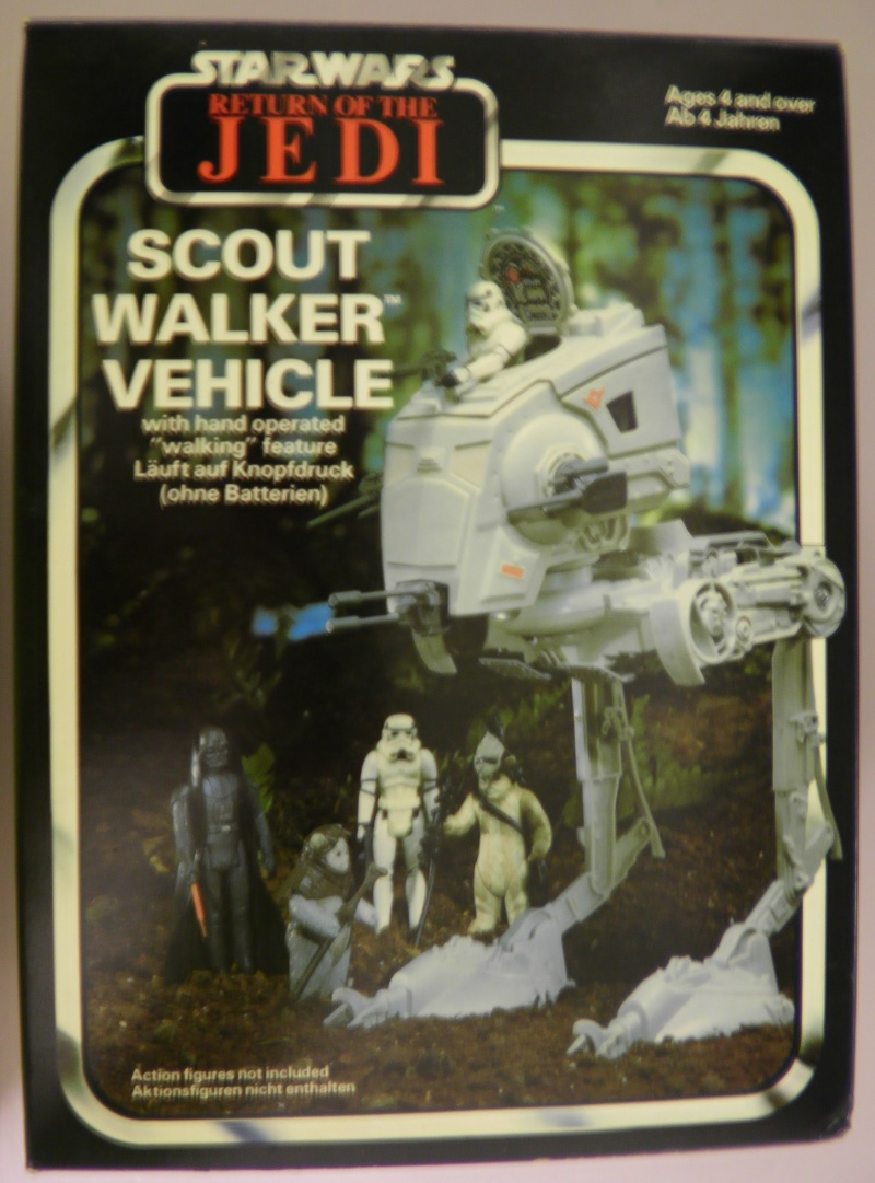 Any thoughts on the origins of this AT-ST box 111