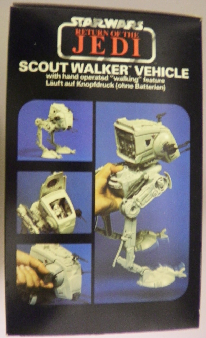 Any thoughts on the origins of this AT-ST box 211
