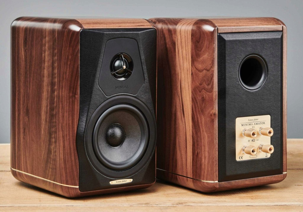 Sonus Faber Minima Amator II Screen12