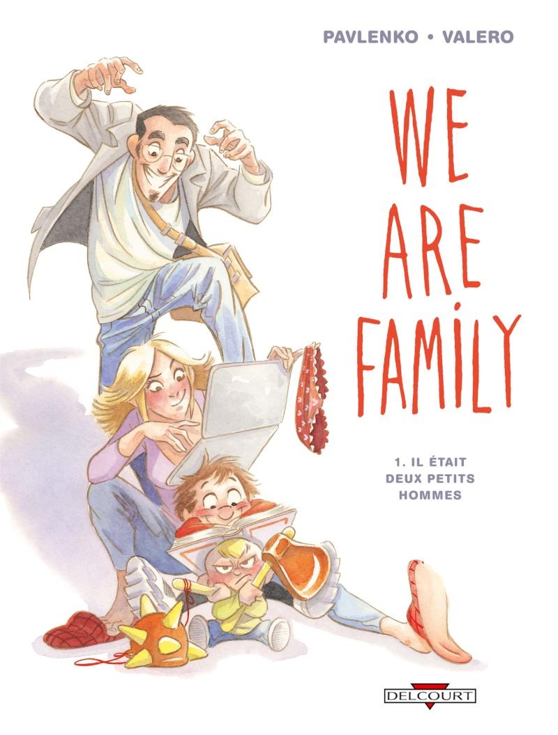 We are family - Tome 1: Il était deux petits hommes [Pavlenko, Marie & Valero, Teresa] We_are10