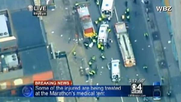 Sad News From The Boston Marathon.... 21982410