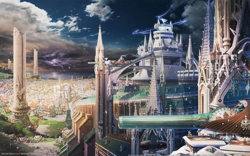 Battle Royale: Xenoblade Chronicles vs. The Last Story. Tlsart10
