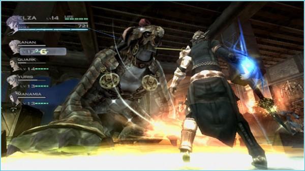 Battle Royale: Xenoblade Chronicles vs. The Last Story. Tlsgam10