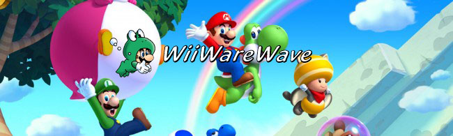 Latest WiiWareWave News Wwwnsm10