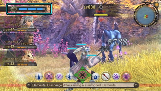 Battle Royale: Xenoblade Chronicles vs. The Last Story. Xbgame11