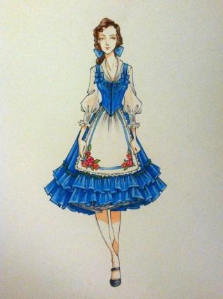 [FanArts] La Belle et la Bête ! - Page 3 Tumblr38