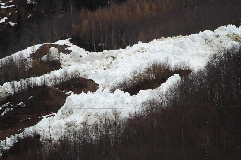 Avalanches de Taconnaz Tac110