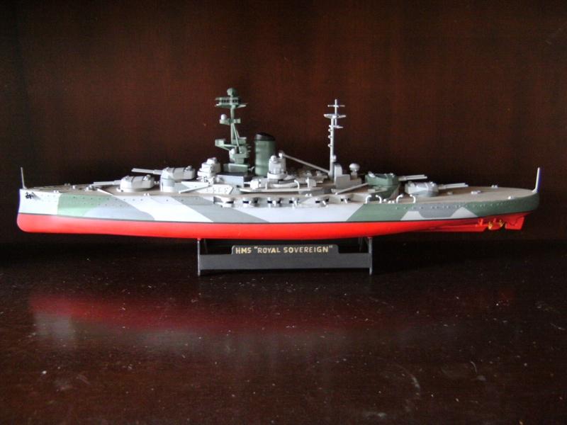 """HMS Royal Sovereign von """"Plastyk"""" in 1:500 Pict0017"""