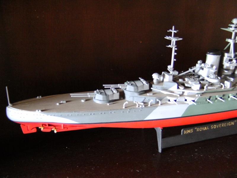 """HMS Royal Sovereign von """"Plastyk"""" in 1:500 Pict0019"""