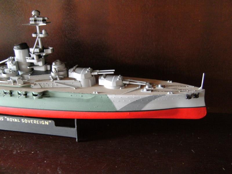 """HMS Royal Sovereign von """"Plastyk"""" in 1:500 Pict0020"""
