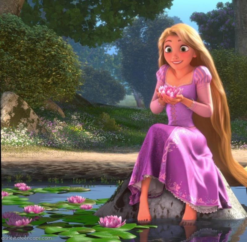 Quelle robe de Princesse rêvez vous de porter ? Tangle10