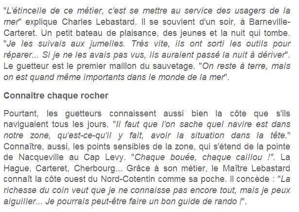 VIGIE DU HOMET (Cherbourg 50) H310
