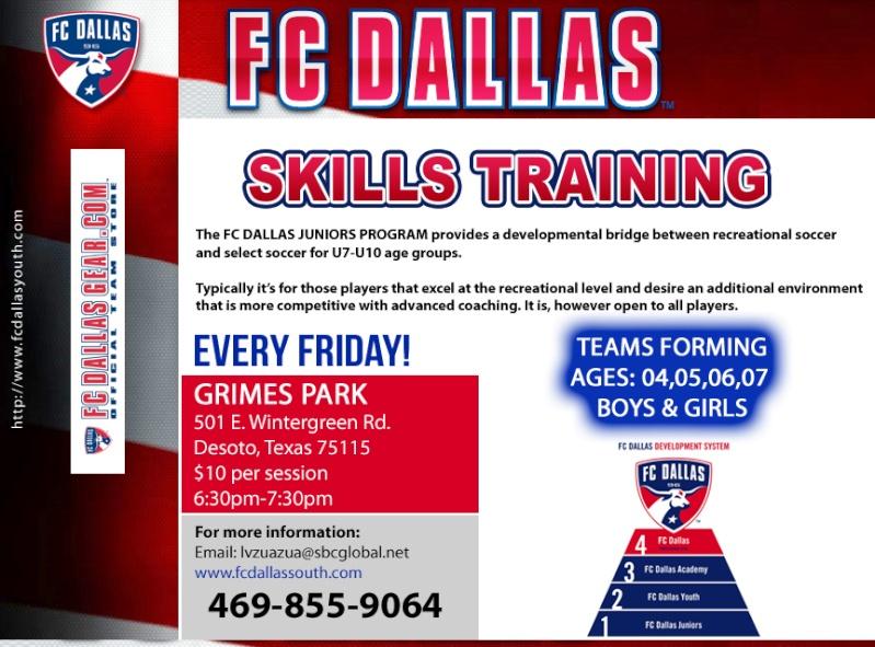 FC Dallas South Training Fcdall10