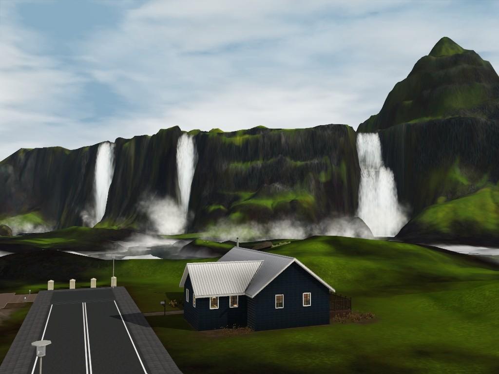 Monde sims : Aurora Skies Screen15