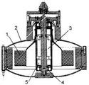 Маховик-генератор KERS R4-12-10
