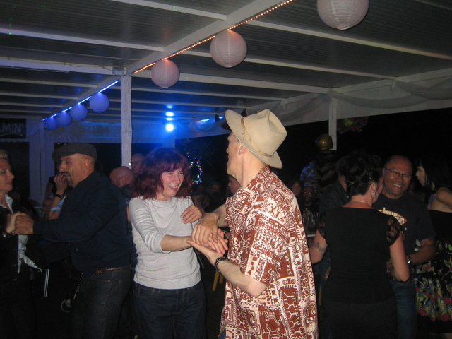SLIM SANDY and the HILLBILLY BOPPERS  Imagen12
