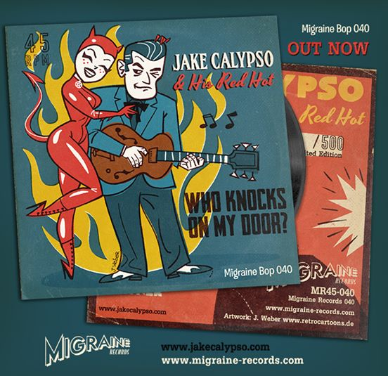Jack Calypso and his Red Hot Migrai11