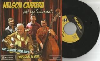 Nelson Carrera and the Dixie Boys Nelson10