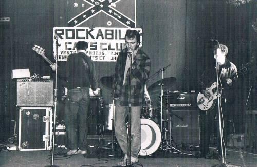 Rockabilly Cats Club  Rockab18