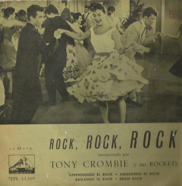 Toni Crombie and his Rockets  Toni_c11