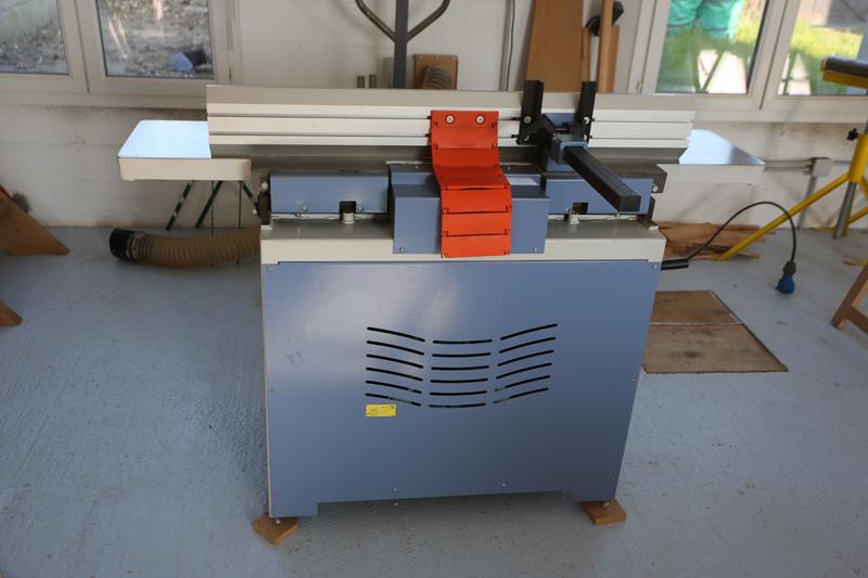 amélioration R D - Motorisation table raboteuse (voir p.13) et amélioration R/D Holztech FS320 (première partie)  28_mar12