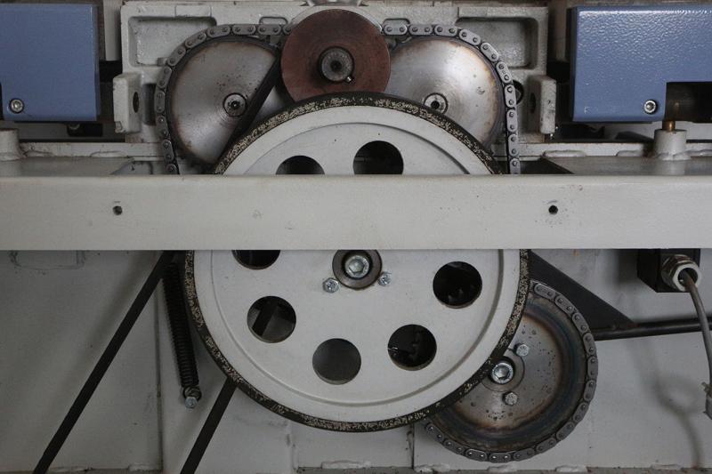 Motorisation table raboteuse (voir p.13) et amélioration R/D Holztech FS320 (première partie)  28_mar23