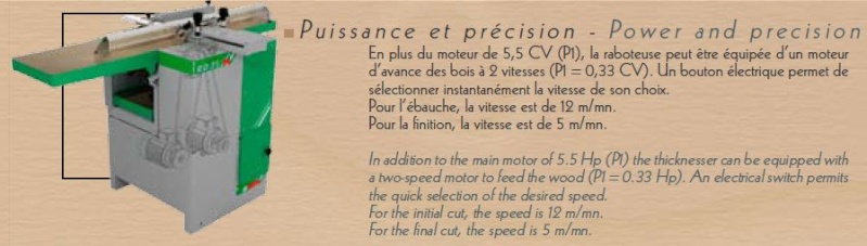 Motorisation table raboteuse (voir p.13) et amélioration R/D Holztech FS320 (première partie)  Captur14