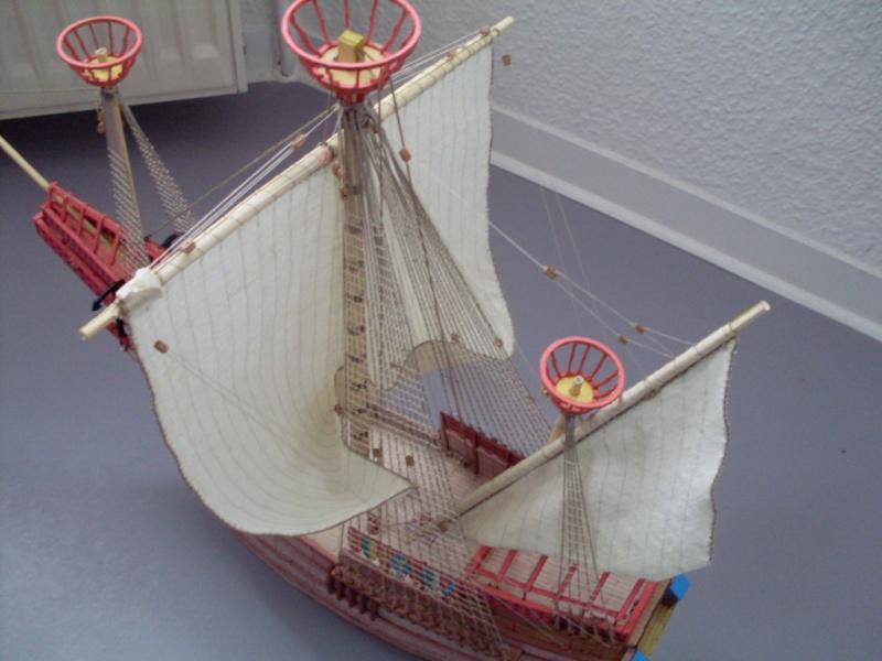Karacke 15. Jahrhundert Skutnik/Shipyard - Seite 10 Sdc13441