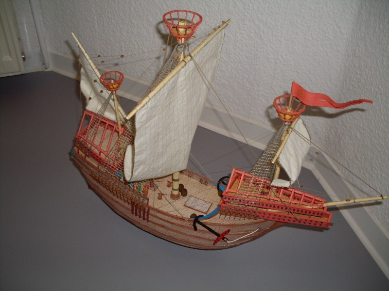 Karacke 15. Jahrhundert Skutnik/Shipyard - Seite 11 Sdc13444