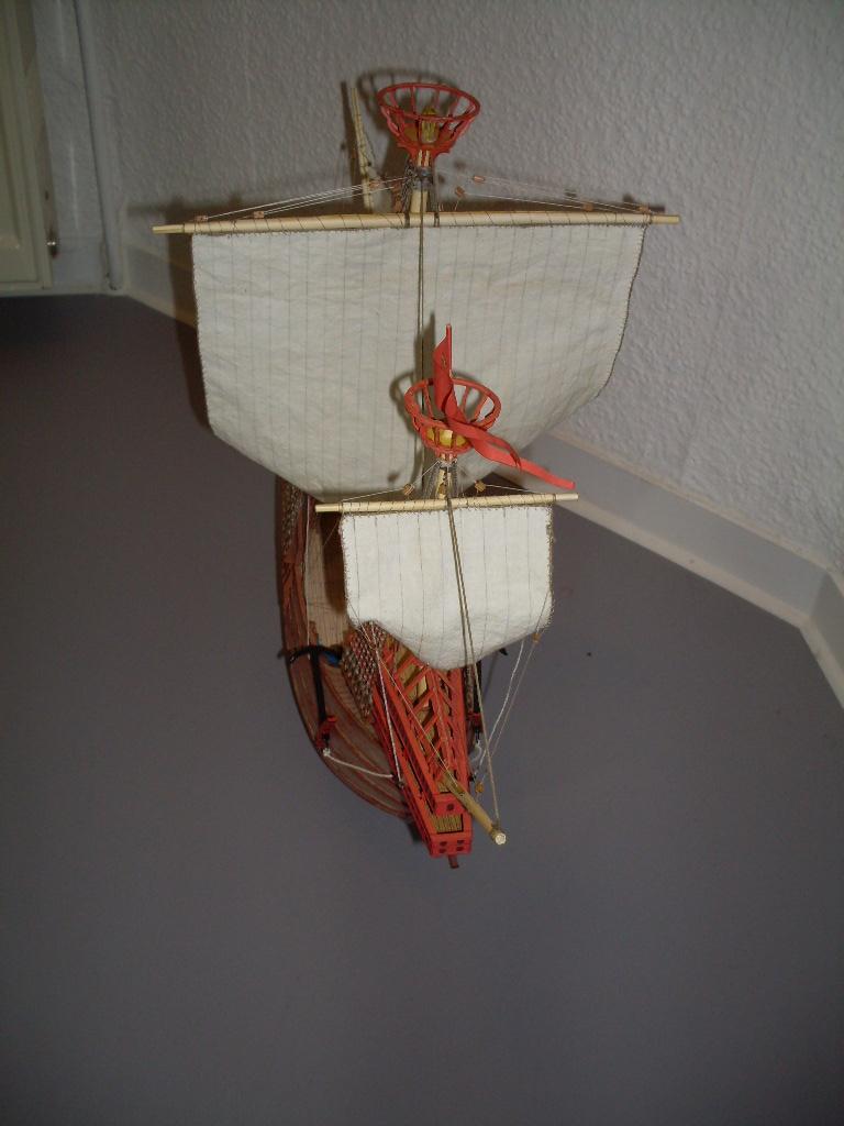 Karacke 15. Jahrhundert Skutnik/Shipyard - Seite 11 Sdc13445
