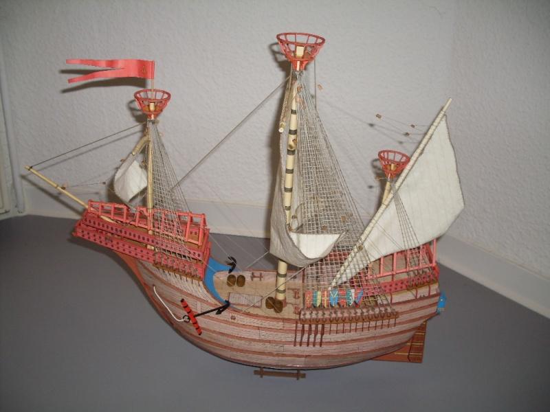 Karacke 15. Jahrhundert Skutnik/Shipyard - Seite 11 Sdc13446