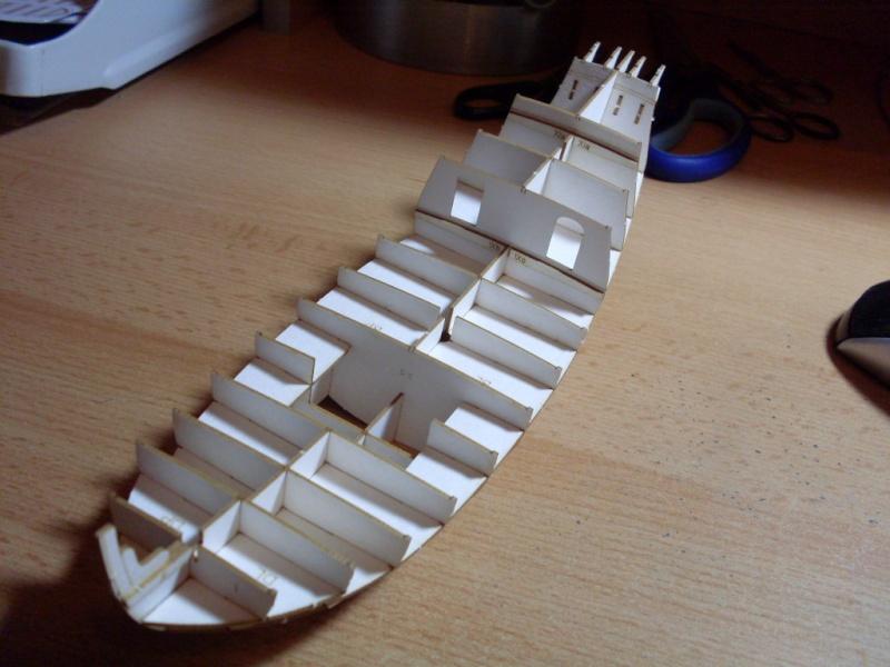 Karavelle Pinta 1:96 Shipyard Nr. 37  Sdc13528