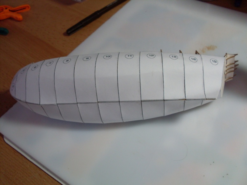 Karavelle Pinta 1:96 Shipyard Nr. 37  Sdc13537