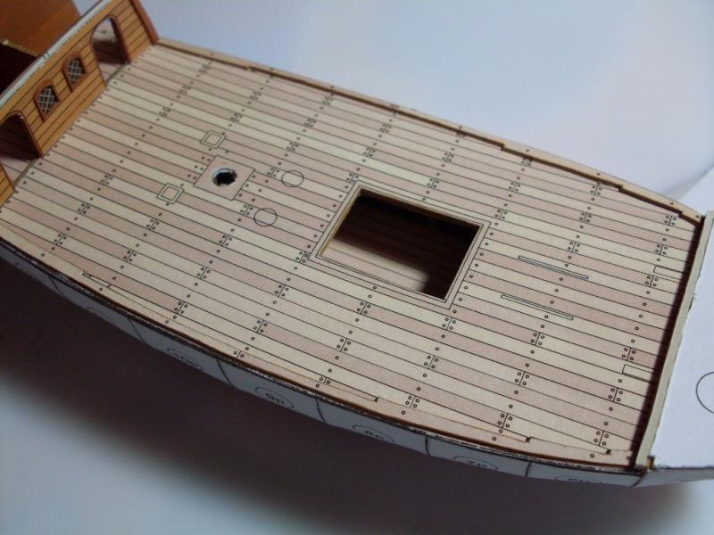 Karavelle Pinta 1:96 Shipyard Nr. 37  - Seite 2 Sdc13544