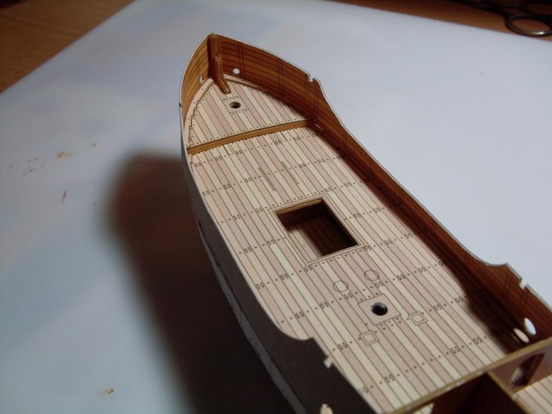 Karavelle Pinta 1:96 Shipyard Nr. 37  - Seite 2 Sdc13547