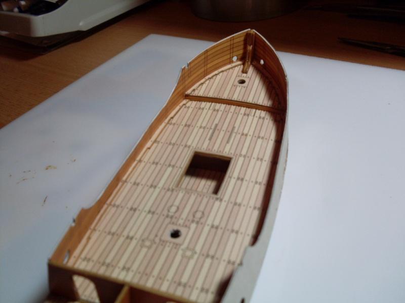Karavelle Pinta 1:96 Shipyard Nr. 37  - Seite 2 Sdc13548