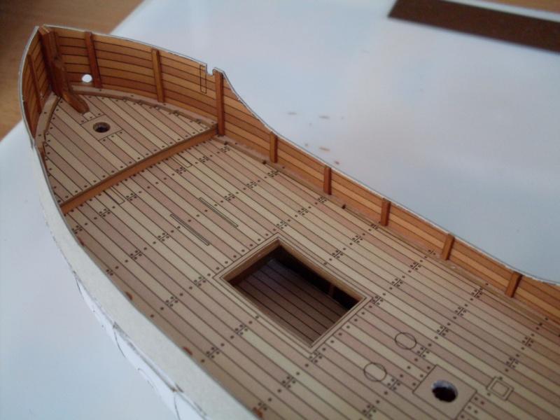 Karavelle Pinta 1:96 Shipyard Nr. 37  - Seite 2 Sdc13549