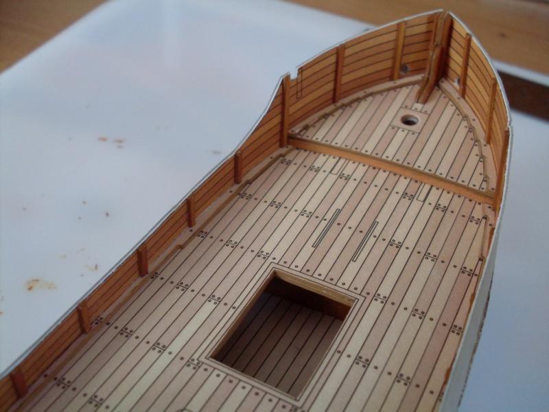 Karavelle Pinta 1:96 Shipyard Nr. 37  - Seite 2 Sdc13550