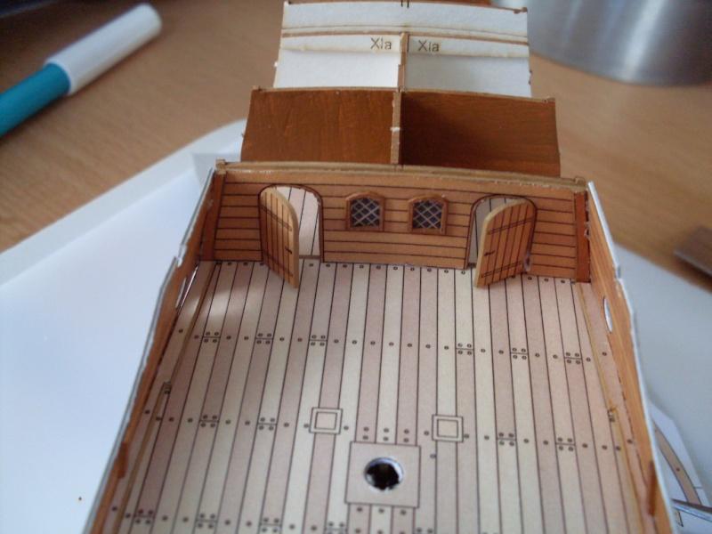 Karavelle Pinta 1:96 Shipyard Nr. 37  - Seite 2 Sdc13551