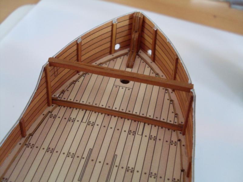 Karavelle Pinta 1:96 Shipyard Nr. 37  - Seite 2 Sdc13553