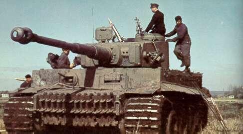 Panzerjäger ! la lutte antichar ! Tiger10