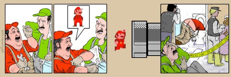 Images humoristiques ayant lien avec le jeu vidéo Pbf21310
